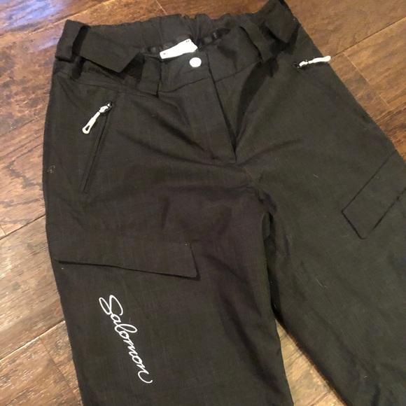Salomon Ski Pants Women's